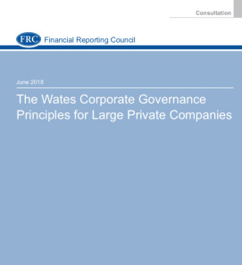Motherhood & apple pie – the latest corporate governance regulations for private companies